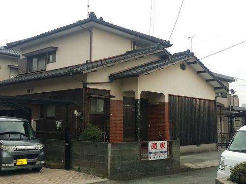 【八女市宅間田】中古一戸建住宅